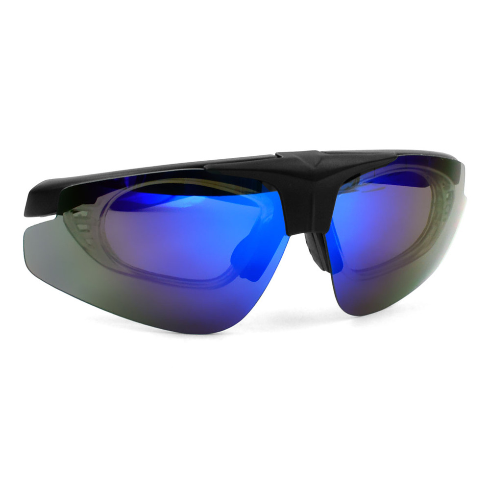 UV400 protective Flip up popular sports sunglasses
