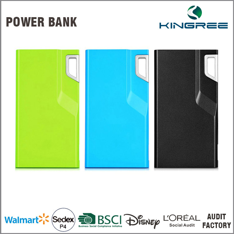 Standard Compatible Device durable use credit card power bank