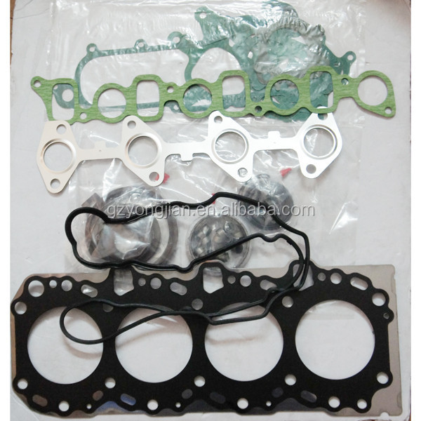 overhaul kit 04111-0L080 for toyota hilux vigo 2KD engine gasket kits