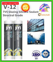 trade assurance for Acetic Silicone Sealant for construction use with weathering resistance