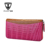 Hot sales luxury crocodile leather women clutch wallet fashion ladies wallet wholesale