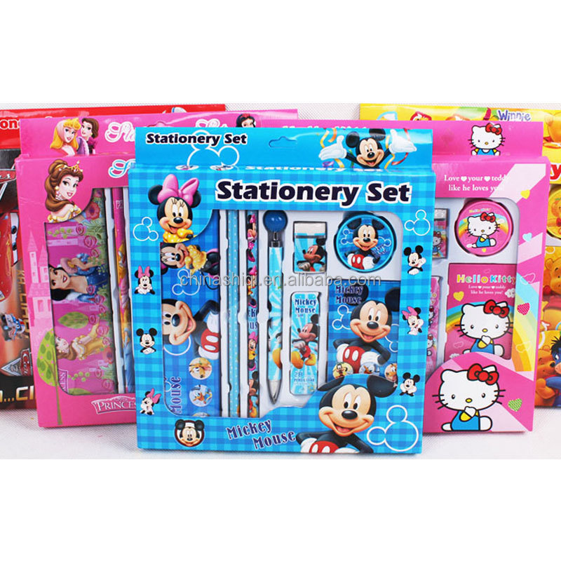 Promotional School Stationery Set Gift for Children