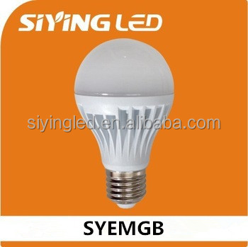 3-5 hours battery powered emergency led bulb A85 9W E27 led light bulb long life