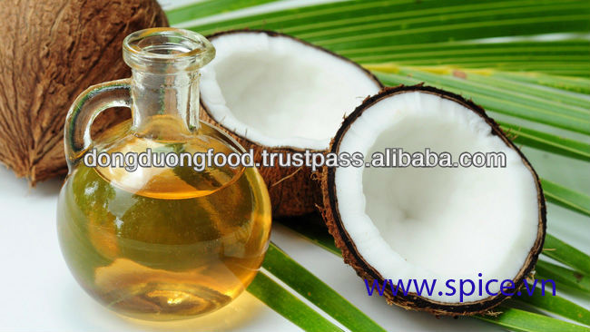 High quality - Crude coconut oil from Viet Nam