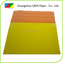 golden suppier from China professional card and paper with Pulp dyed