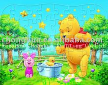 Promotional Customized Plastic Sliding 3D Puzzle