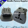 CE 4.0mm EU type europe travel adaptor 10A current