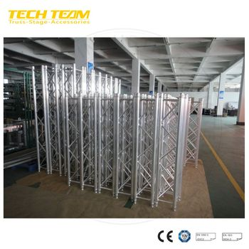 Trade assurance aluminum stage frame truss structure, used wedding truss