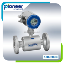 Krohne UFM3030 The universal 3 beam in line ultrasonic flow meter for liquids