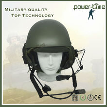 Military fighter pilot helmet models PTE-747