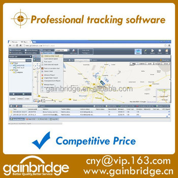 Cheap web based tracking software for gps tracking persons and vehicles