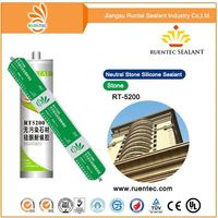 One Component Curtain Wall Silicone Sealant For Kitchen