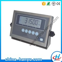 XK315A1EX2X explosion proof digital electronic 304 stainless steel housing weighing indicator