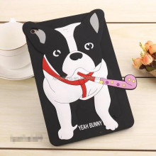3D cute Dog case for iPad mini 1 2 3 4, Smart dog cover case for iPad 2 3 4 air air 2