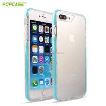 guangzhou Full protective slim TPU+PC+SILICONE mobile case for IPhone7 plus