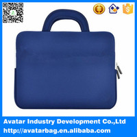13 inch neoprene laptop computer sleeve/tablet case with handle