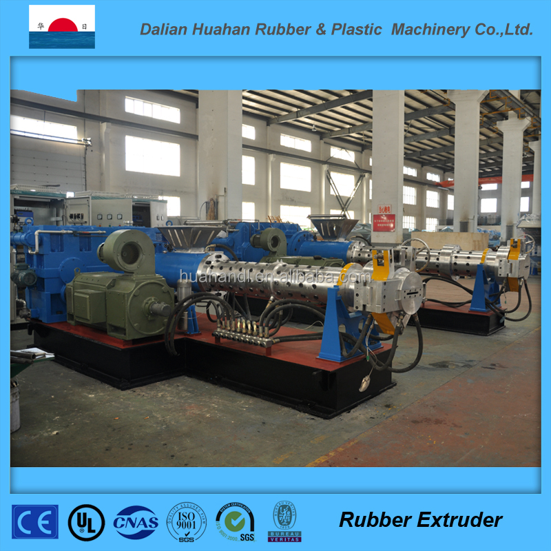 Silicone Rubber Extruder Machine with Professional Manufacturer in China