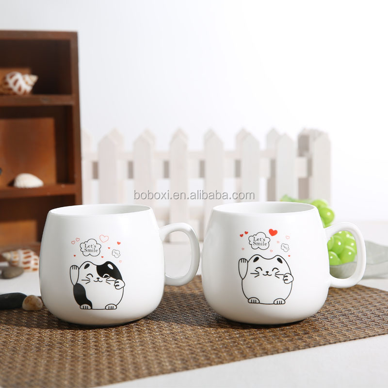 heart shape ceramic coffee cup m&m coffee mug