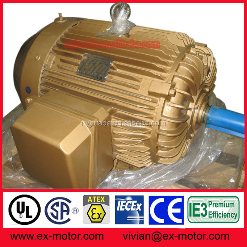 Water pump three phase construction squirrel cage induction motor 30HP