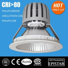 Good price recessed COB 10w 15w 18w led downlight,elegent looking downlight led for commercial
