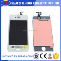 Full test oem original 3.5 inch lcd screen for iphone 4s with digitizer assembly