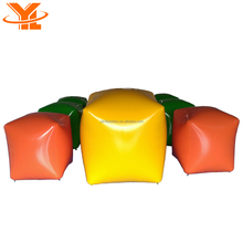 Adult Playground Inflatable Paintball Equipment Manufacturers