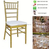 chavari chairs wedding metal