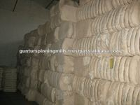 India Raw Cotton Bales
