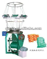 HDPE Monofilament Tube Mesh Bag Knitting Machine QJY-221