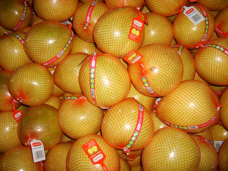 Chinese Fresh honey pomelo low price