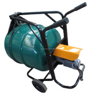 Used Portable tractor mounted cement mixer For Sale