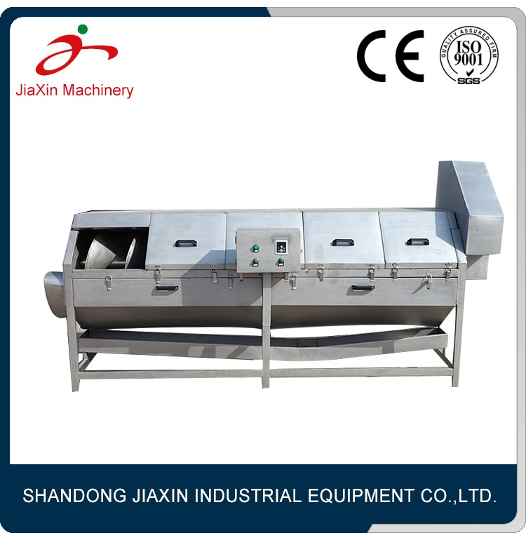 New type onion peel cleaning machine