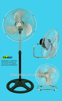 "18"" industrual fan & canton fair"