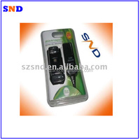 for XBOX360 SLIM 3600MAH 4 in 1 rechargeable battery pack and dock charger