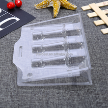 Custom transparent Blister Disposable medical tray small Plastic Packaging Tray for pill