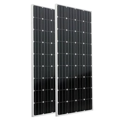 high quality photovoltaic solar tile roof 250W mono solar panels