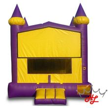 HL child inflatable jumping bed, PVC tarpaulin