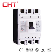 High quality 250A 50kA MCCB molded case circuit breaker