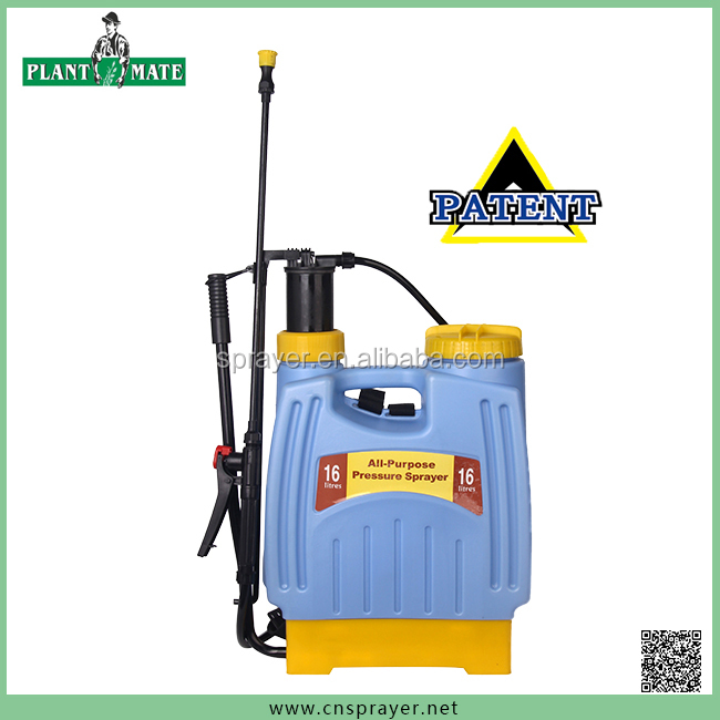 16L Knapsack hand operated manual sprayer
