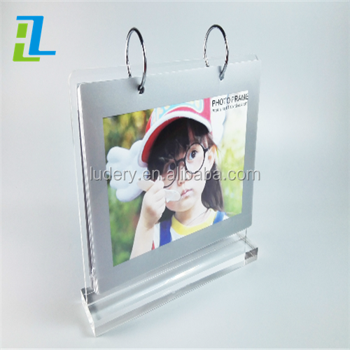 Acrylic Magnetic Picture/Photo Frames 5x7