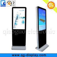 42inch ipad standing lcd display, ad floor standing advertising media lcd displayer for advertising