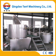 Customized cattle meat slaughter and process line
