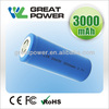 IEC62133 standard e huge vamo 26650 battery