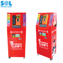 2018 Hot Sell Cheap WiFi Smart Vending Machine