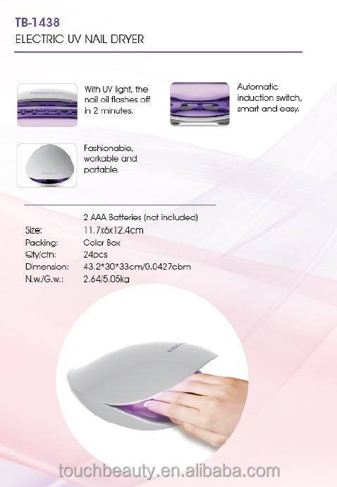 TOUCHBeauty Electric UV Nail Dryer With Automatic Induction Swith Nail Eqiupments