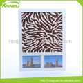 MDF frame 2 Photo frames combo portable notice board