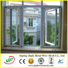 PET Wind Resistance And Invisible Screen Window (Real Factory)