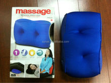 Multi-Purpose Massaging Cusion - Ergonomically Designed, Intelligent Vibrating Massage Action