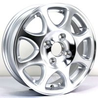 13 inch factory small size car alloy wheel rims