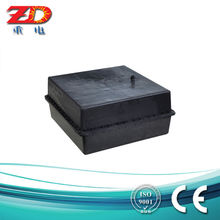 waterproof big solar battery box for street lighting system